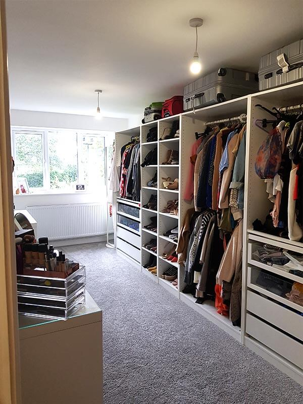 Closets - Keenan Project Designs
