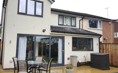 I'm building a Single Storey Rear Extension