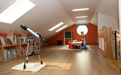 Are loft conversions the cheapest way to get more space?